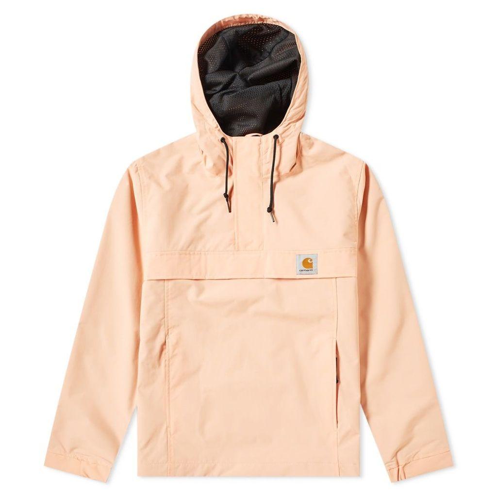 Carhartt Nimbus Pullover Jacket Peach