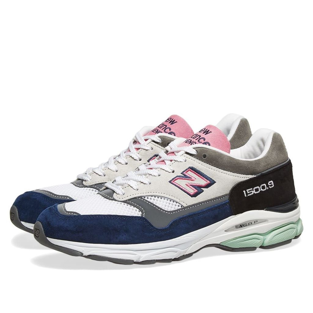 New Balance M15009FR - Made in England Grey & Navy