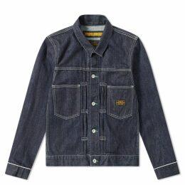 Neighborhood Stockman Jacket Indigo