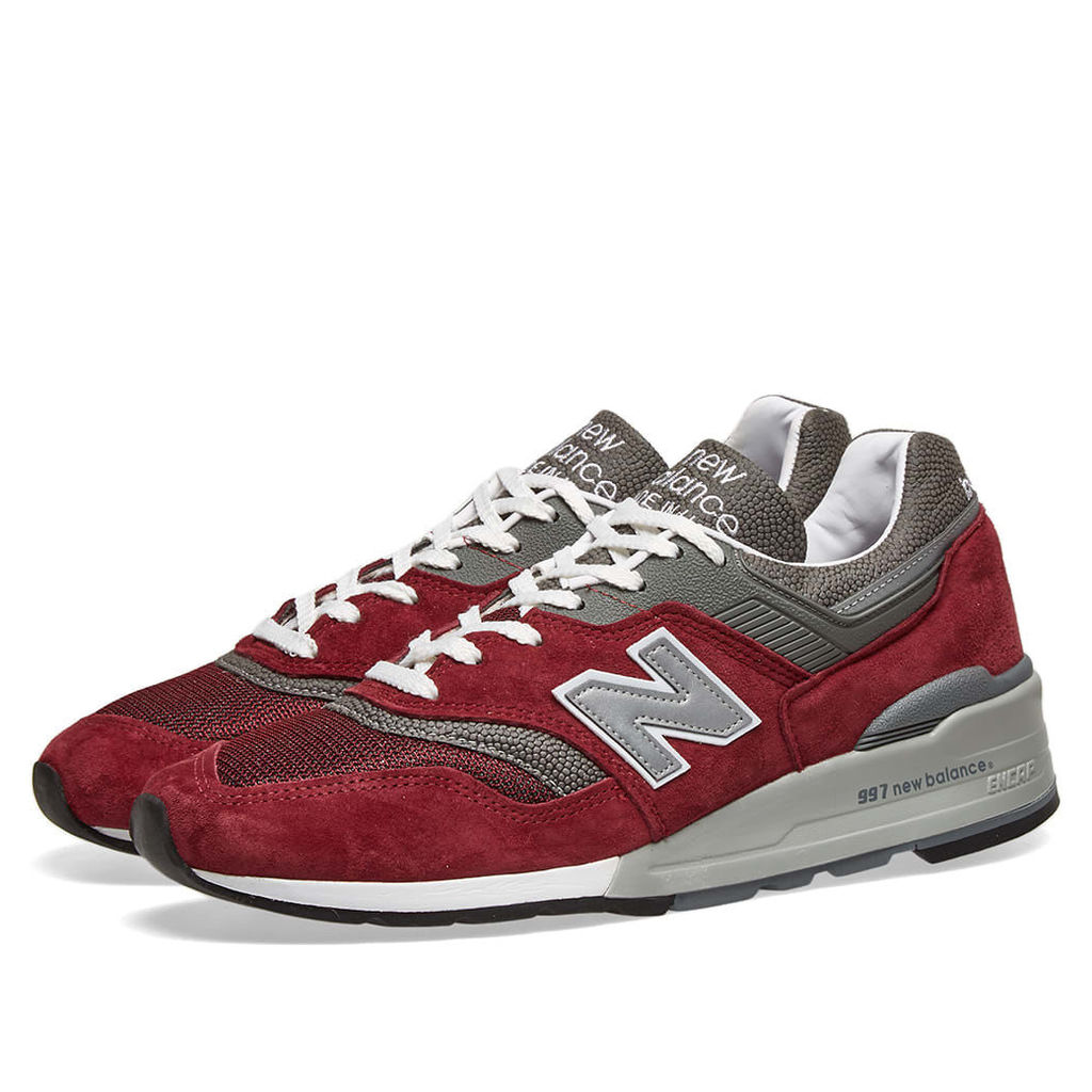 New Balance M997BR - Made in USA Red