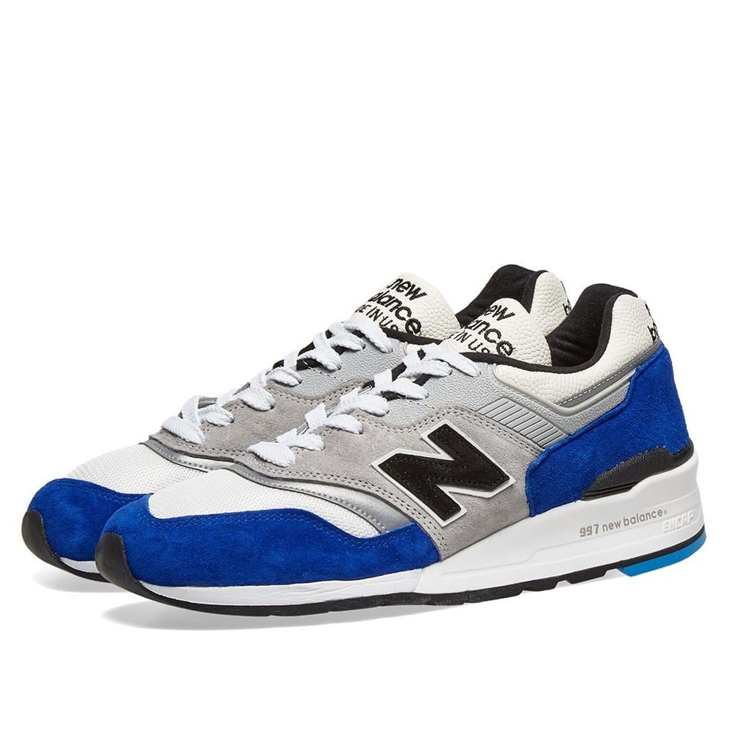 New Balance M997OGA - Made in USA White & Blue