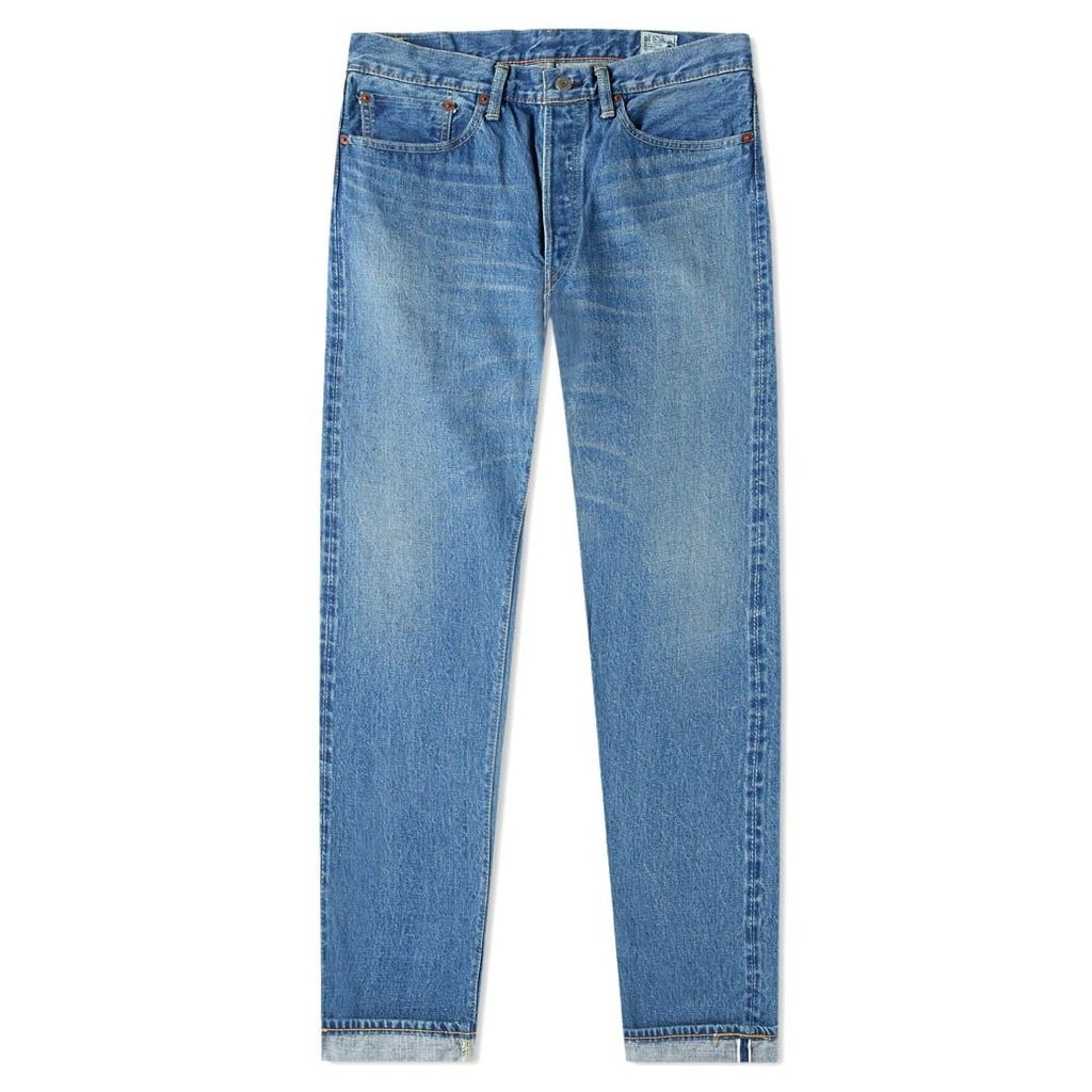 orSlow 105 Standard Jean 2 Year Wash