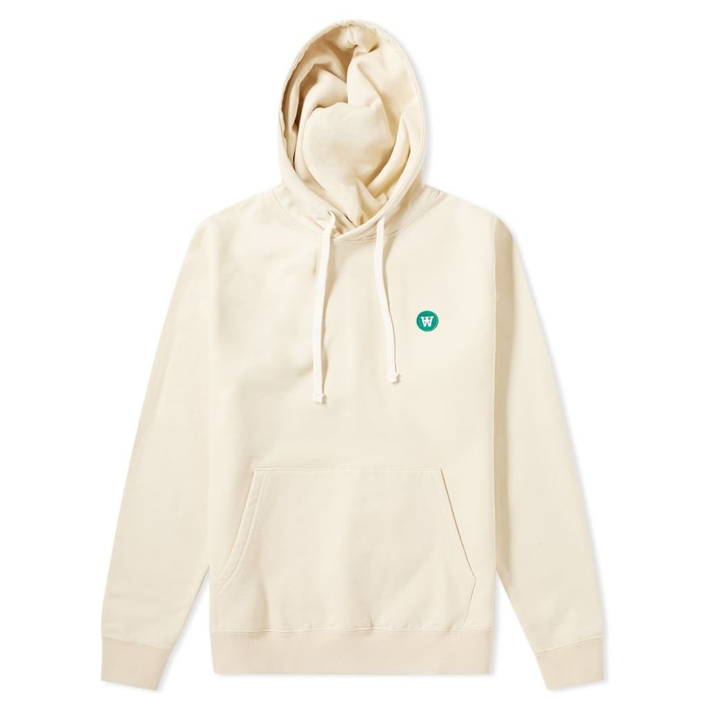 Wood Wood Ian Hoody Off White