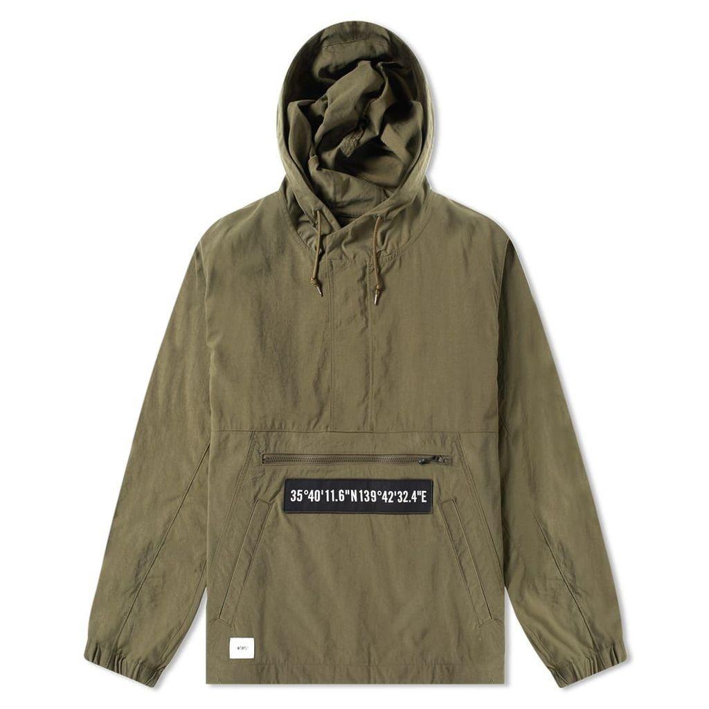 WTAPS SBS Jacket Olive Drab