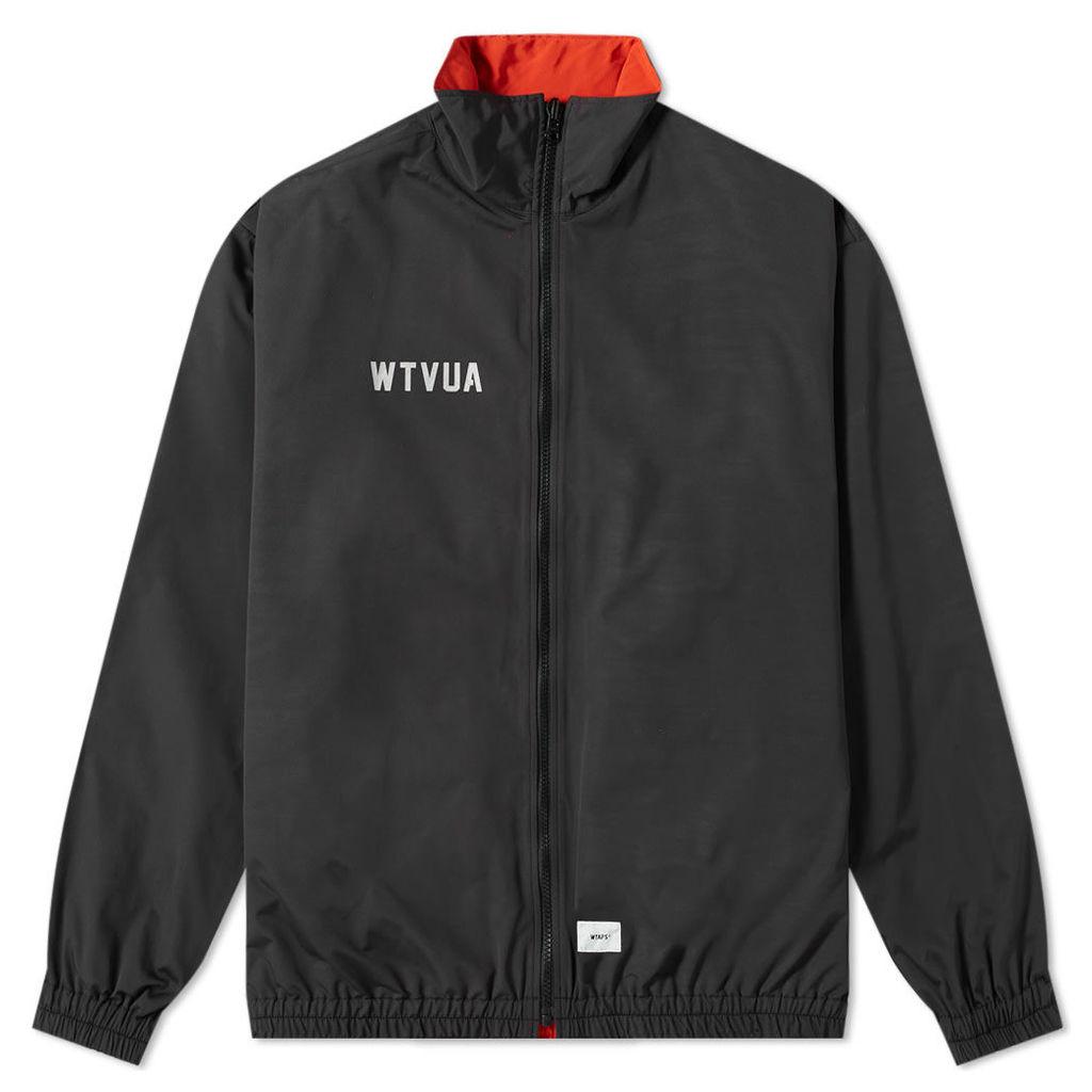 WTAPS Sleep Over Taffeta Jacket Black