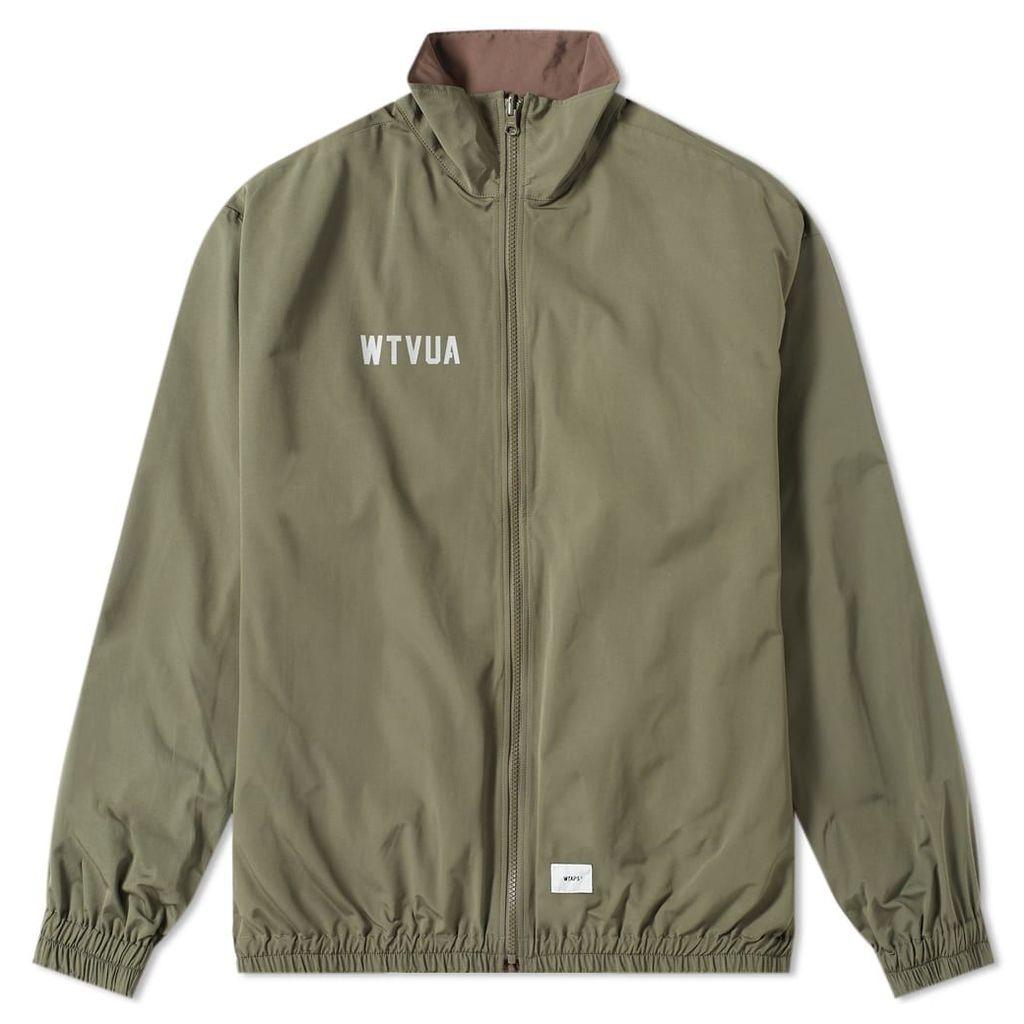 WTAPS Sleep Over Taffeta Jacket Olive Drab