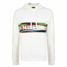 Missoni Logo Hooded Sweatshirt