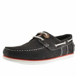 Barbour Capstan Deck Shoes Navy