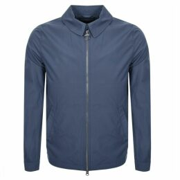 Barbour Essential Casual Jacket Blue