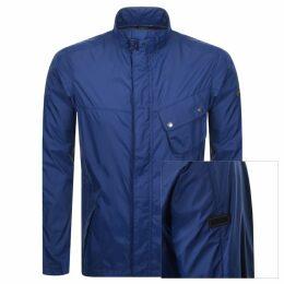 Barbour International Casual Jacket Blue