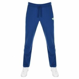 Emporio Armani Lounge Jogging Bottoms Blue