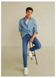 Skinny medium wash Jude jeans