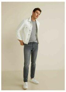Slim fit grey Jan jeans