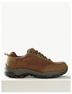 M&S Collection Leather Waterproof Storm Walking Boots