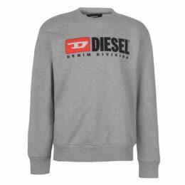 Diesel Jeans Division Crew Sweatshirt
