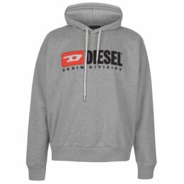 Diesel Jeans Basic Logo Hooded Sweatshirt