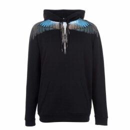 Marcelo Burlon Wings Hooded Sweatshirt