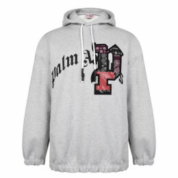 Palm Angels Brotherhood Hooded Sweatshirt
