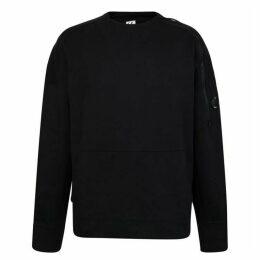 CP Company Diagonal Zip Sweatshirt
