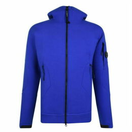 CP Company Zip Hooded Sweatshirt
