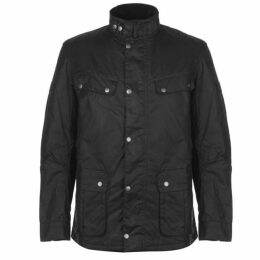 Barbour International Barbour Duke Wax Jacket Mens