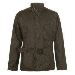 Barbour International Barbour Trajan Wax Jacket