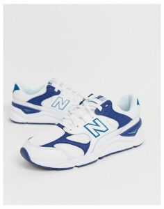 New Balance X90 trainers in white