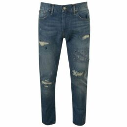 Polo Ralph Lauren Polo Mens Distressed Sullivan Straight Jeans