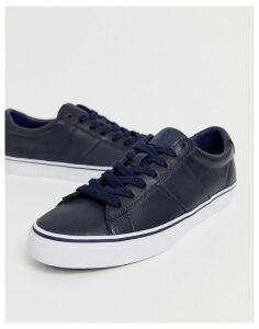 Polo Ralph Lauren trainer in navy