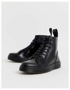 Dr Martens Talib 8-eye boots in black