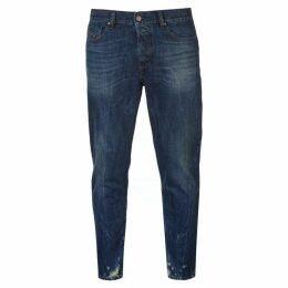 Diesel Jeans Mharky Ankle Jeans
