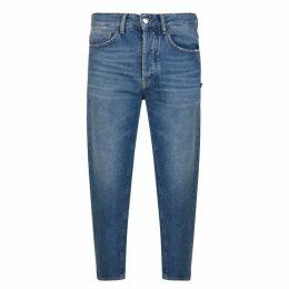 Marcelo Burlon Carrot Fit Jeans