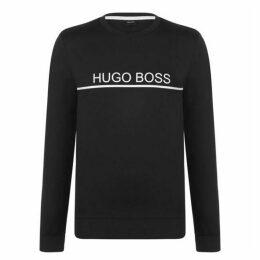 Boss Bodywear Boss Logo Crew Neck Sweater Mens