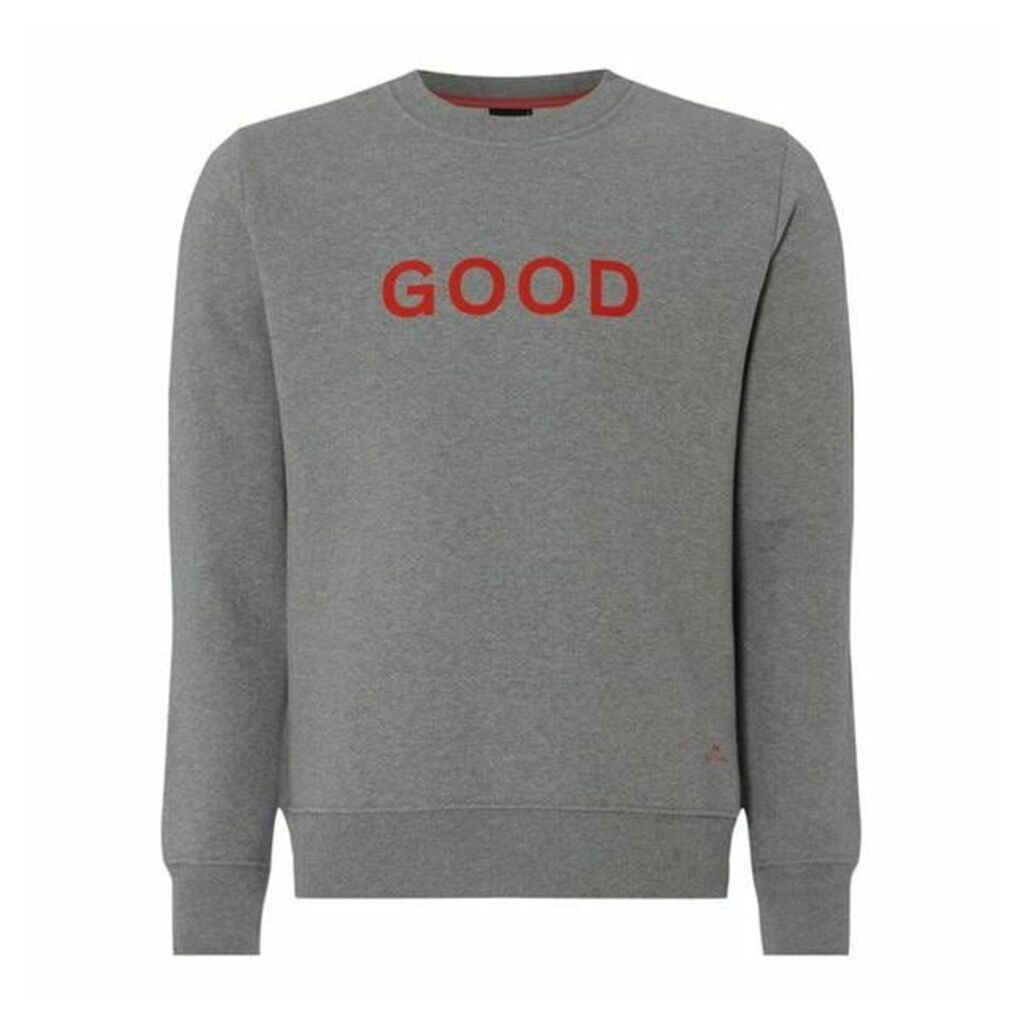 PS by Paul Smith PS Good Crw Swt Sn92