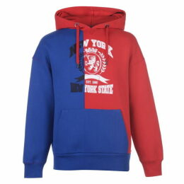 Hilfiger Collection Cut Crest Hoodie