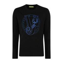 Versace Jeans VJ Lrg VJ Logo Sn84