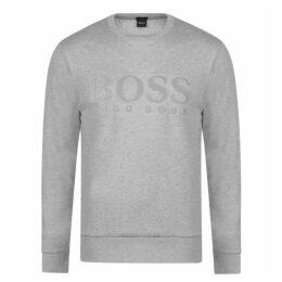 Boss Slim Fit Logo Sweatshirt