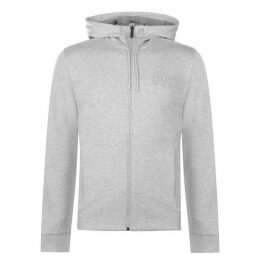 Boss Saggy Zip Hooded Sweatshirt