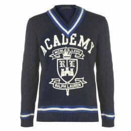 Polo Ralph Lauren Hybrid Fleece Cricket Sweatshirt