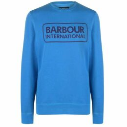 Barbour International Barbour International Mens Knitted Crew Sweater