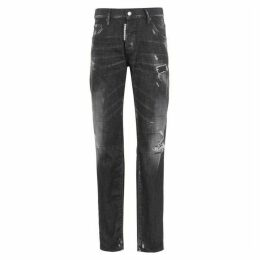 DSquared2 Cool Guy Distressed Denim Jeans