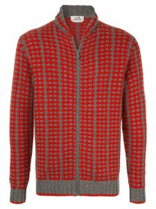 Hermès Pre-Owned long sleeve jacket - Red
