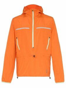 Asics x Kiko Kostadinov hooded jacket - Orange