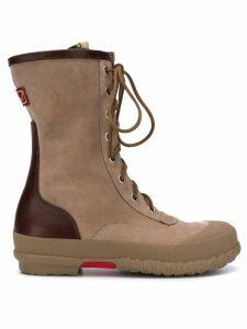 Visvim mid-calf boots - Brown