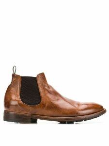 Officine Creative Princeton Chelsea boots - Brown