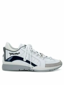 Dsquared2 runner sneakers - White