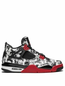 Jordan Air Jordan 4 Retro SNGL DY sneakers - Black