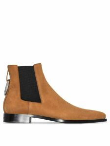 Givenchy loop Chelsea boots - Brown