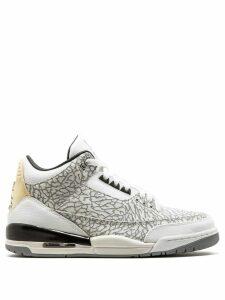 Jordan Air Jordan Retro 3 Flip sneakers - White