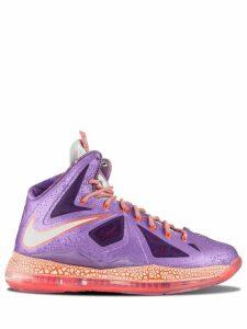 Nike Lebron 10 Extraterrestrial sneakers - Purple